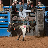 JOHNATHAN BROWN-BKBD-BULL RIDING-SA-69