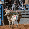 WESLEY HOWARD-BKBD-BULL RIDING-SA-64