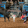 CLINT LOTT-BKBD-BULL RIDING-SA-23