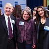Bob and Anne Shaw with Hayley Bay Barna attend the 2018 Regeneron Science Talent Search - A program at Society of Science and the Public 77th Annual Awards Gala on March 13, 2018.<br /> <br /> Photography by Joy Asico