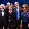 Joe Palca, Mary Sue Coleman, Martin Chalfie, Christine Burton attend the 2018 Regeneron Science Talent Search - A program at Society of Science and the Public 77th Annual Awards Gala on March 13, 2018.<br /> <br /> Photography by Joy Asico