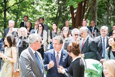 Robert F. Kennedy, Memorial Tribute, June 6, 2018, photo by Ben Droz.