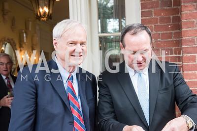 Chris Matthews, Robert F. Kennedy, Memorial Tribute, June 6, 2018, photo by Ben Droz.