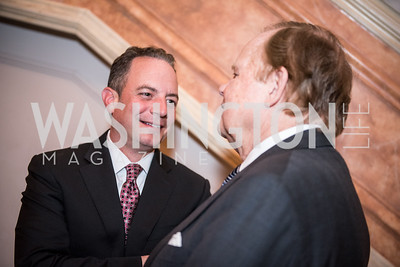Reince Priebus, Roy Pfautch Dinner, In Honour of The Ambassador of Japan, National Museum of Women in the Arts, June 5, 2018. Photo by Ben Droz.
