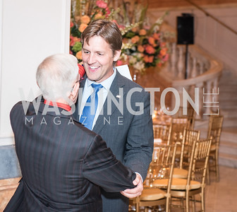 Senator Ben Sasse, Roy Pfautch Dinner, In Honour of The Ambassador of Japan, National Museum of Women in the Arts, June 5, 2018. Photo by Ben Droz.