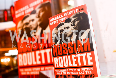 """""""Russian Roulette"""" Book Party 