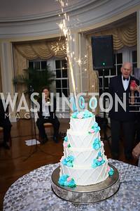 Photo by Tony Powell. Ruth Buchanan's 100th Birthday Party. Chevy Chase Club. February 22, 2018