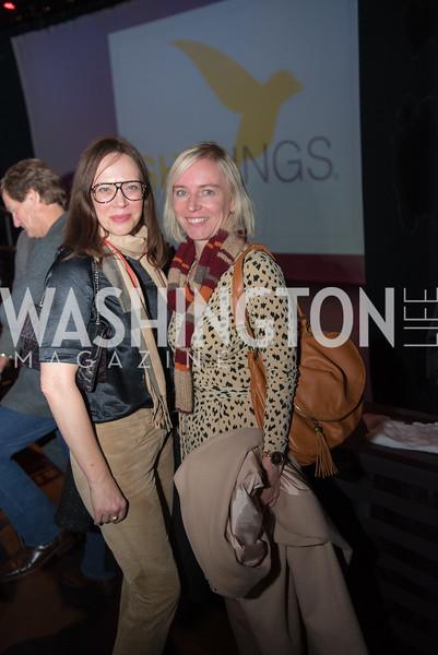 She Sings, Rebecca Magnuson, Premiere in Washington, DC, November 16, 2018.  Photo by Ben Droz.