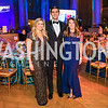 Susan Spies, Eric Spies , Lauren Spies . Photo by Alfredo Flores. Sibley Memorial Hospital Foundation's 17th Celebration of Hope & Progress Gala. Andrew W. Mellon Auditorium. March 10, 2018.