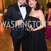 Paul Johnson, Andrea Hulse-Johnson, Photo by Alfredo Flores. Sibley Memorial Hospital Foundation's 17th Celebration of Hope & Progress Gala. Andrew W. Mellon Auditorium. March 10, 2018.