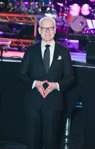 Tim Gunn, Standing Ovation for DC Public Schools, The Anthem at the Wharf, February 8, 2018. Photo by Ben Droz.
