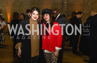 Makenzie Logan with Steelight, Elizabeth Hunt Poly Science Reveille. 2018 StarChefs Tasting Gala & Awards Ceremony. December 11, 2018. Elyse Cosgrove Photography.ARW