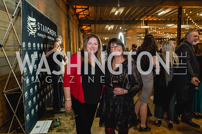 Denise Odell Jessica Mumbulo. 2018 StarChefs Tasting Gala & Awards Ceremony. December 11, 2018. Elyse Cosgrove Photography.ARW