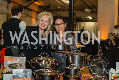 Pamela Stafford, Charlotte Shimada. 2018 StarChefs Tasting Gala & Awards Ceremony. December 11, 2018. Elyse Cosgrove Photography.ARW