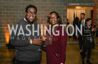 Deanna Stillwell, Daniel Mcghee. 2018 StarChefs Tasting Gala & Awards Ceremony. December 11, 2018. Elyse Cosgrove Photography.ARW