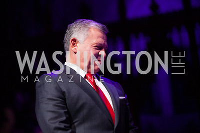 His Majesty King Abdullah II bin Al-Hussein of Jordan, Photo by Jay Snap | LaDexon Photographie, Templeton Prize Ceremony, Washington National Cathedral, November  13, 2018