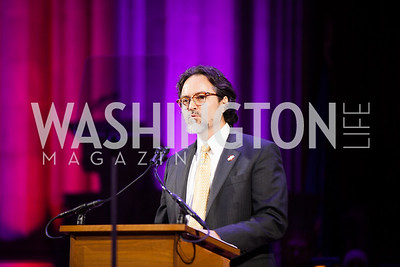 Shaykh Hamza Yusuf, president of Zaytuna College, Berkeley, California, Photo by Jay Snap | LaDexon Photographie, Templeton Prize Ceremony, Washington National Cathedral, November  13, 2018