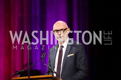 Professor Miroslav Volf, Henry B. Wright Professor of Theology, Yale University,  Photo by Jay Snap | LaDexon Photographie, Templeton Prize Ceremony, Washington National Cathedral, November  13, 2018