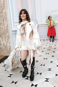 """Julia Whitelaw. Photo by Tony Powell. """"The Art of Burning Man"""" Opening. Renwick Gallery. March 29, 2018"""