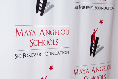 The See Forever Foundation and Maya Angelou School 20th Anniversary Celebration Gala