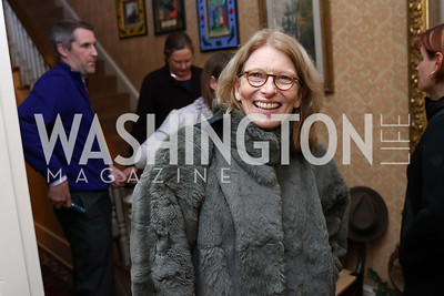 "Sophie Smyth. Photo by Tony Powell. Thomas Graham ""America, The Founders' Vision"" Book Party. April 3, 2018"