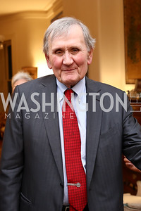 "Thomas Graham. Photo by Tony Powell. Thomas Graham ""America, The Founders' Vision"" Book Party. April 3, 2018"