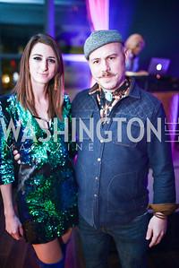 Kate Warren, Mathew Ramsey,  W Hotel Presents, Kate Warren Photography, Banshees & Queens, March 8, 2018, Photo by Ben Droz.