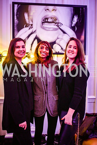 Mackenzie Spriggs, Peggy Sparks, Caitlin Cordaini, W Hotel Presents, Kate Warren Photography, Banshees & Queens, March 8, 2018, Photo by Ben Droz.