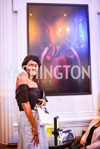 Breona Dewitt,  W Hotel Presents, Kate Warren Photography, Banshees & Queens, March 8, 2018, Photo by Ben Droz.