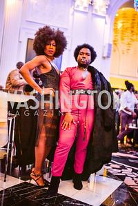 Pussy Noir, Divanun, W Hotel Presents, Kate Warren Photography, Banshees & Queens, March 8, 2018, Photo by Ben Droz.