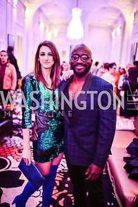 Kate Warren, Eric Kimbuende, W Hotel Presents, Kate Warren Photography, Banshees & Queens, March 8, 2018, Photo by Ben Droz.