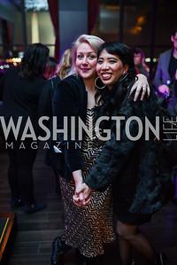 Anabeth Guthrie, Danielle Vu,  W Hotel Presents, Kate Warren Photography, Banshees & Queens, March 8, 2018, Photo by Ben Droz.