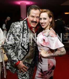 """Photo by Tony Powell. WNO """"La Traviata"""" Opening Night. Kennedy Center. October 6, 2018"""