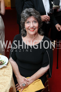 "Carol Schwartz. Photo by Tony Powell. WNO ""La Traviata"" Opening Night. Kennedy Center. October 6, 2018"