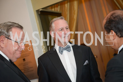 Ed Grinier,  The Washington Business Hall of Fame, at the National Building Museum, November 28, 2018.  Photo by Ben Droz.