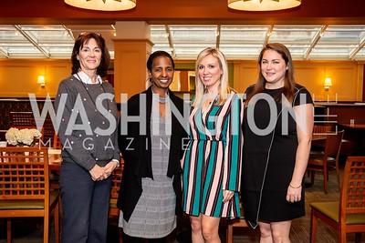 Shereen Wootten, Susan Lee, Nicole Miller, Dorothy Abernathy