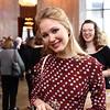 Slaviana Kozhukhova. Photo by Tony Powell. Young Artists Opera Program. Russian Embassy. March 23, 2018