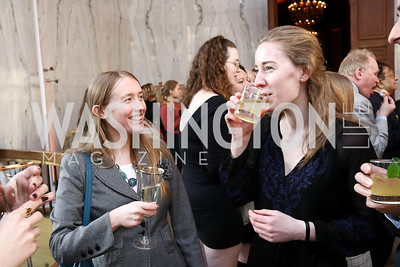 Kate Baughman, Rianna Jansen. Photo by Tony Powell. Young Artists Opera Program. Russian Embassy. March 23, 2018