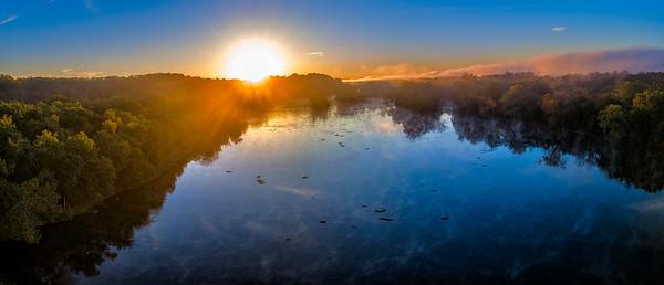 5. Violettes Lock Vivid Sunrise