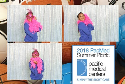 2018 PacMed Summer Picnic