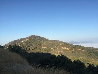 Topanga Lookout, Santa Monica Mountains