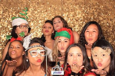 2018 DFS Los Angeles Masquerade Ball