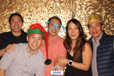 CV Linens Holiday Party 2018