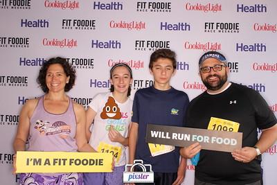 Fit Foodie Race Weekend