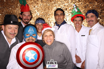 Higginbotham Central Texas Holiday Party