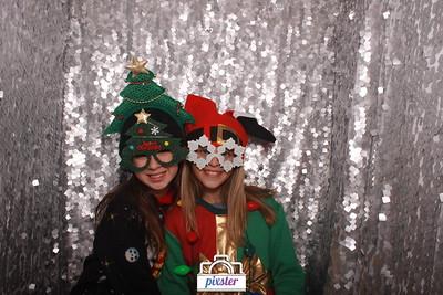 Priya's Ugly Holiday Sweater Birthday Party