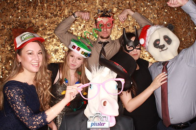 SSS Holiday Party 2018
