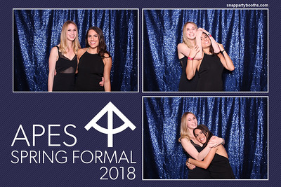 Apes Fraternity Spring Formal at Cescaphe Ballroom in Philadelphia 2018