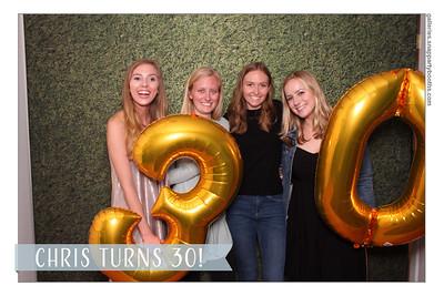 Chris Acker's 30th Birthday Party 2018