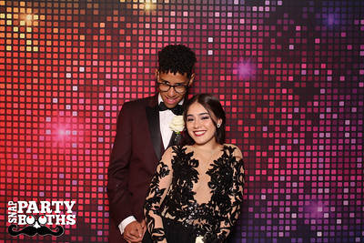 Community Academy of Philadelphia Senior Prom 2018 at the Philadelphia Ballroom